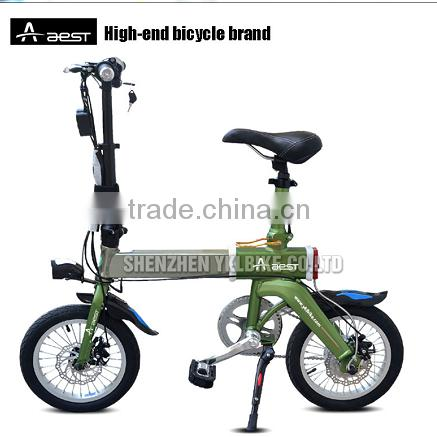 15KG Lithium Battery Electric Bicycle, Good Quality E bike, Wholesale 24'' E-bike