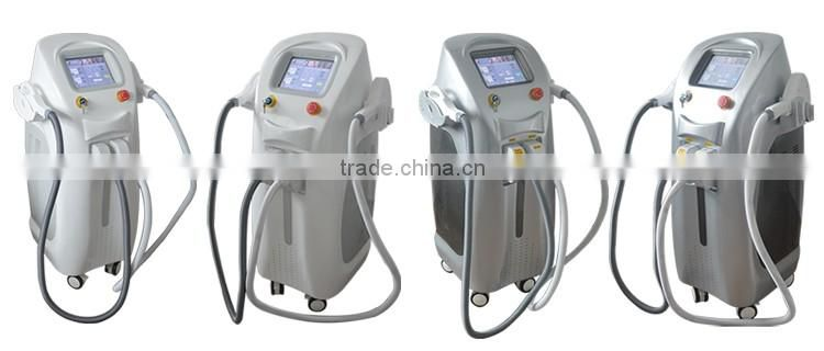 Permanent hair removal 3 in 1 Elight ipl 808nm diode laser hair removal