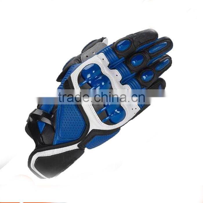 Motorcross Leather GLoves Waterproof Motorbike Gloves