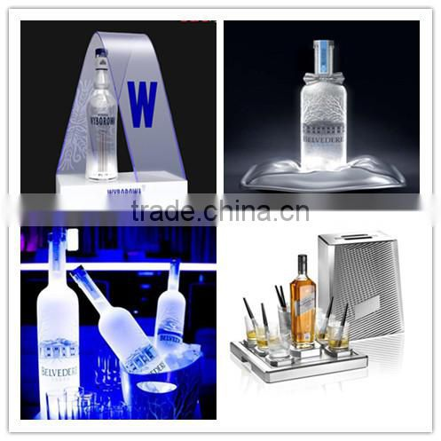 led bottle accessory elegant wine accessories