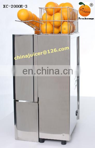 Fresh orange squeezing machine,Juice maker XC-2000E-3,citrus juice machine,orange squeeze machine
