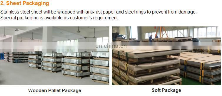 Stainless steel plate 321 304L inox sheet