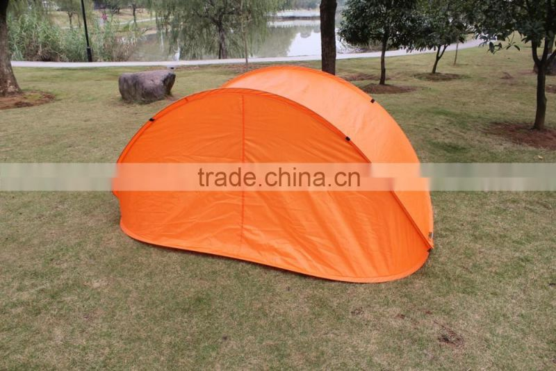 Easy automatic pop up beach tent shelter sun shade uv proof