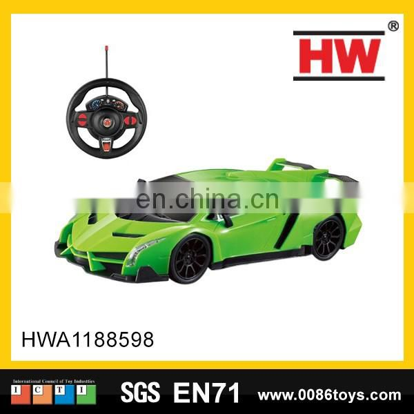 New design 1:16 plastic camo friction cartoon toy car for kids