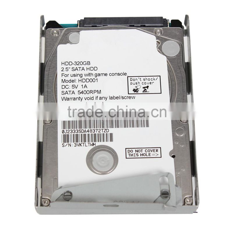 OEM accessories for PS3 hard drive 320gb slim games