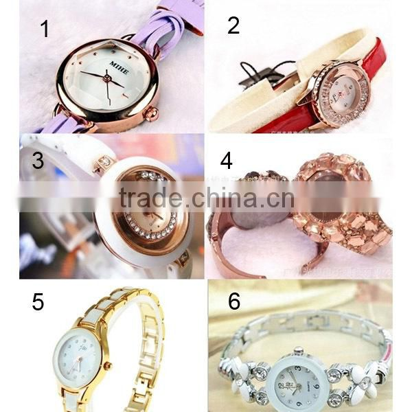 Watch Lady's Models Long strap Watch bracelet