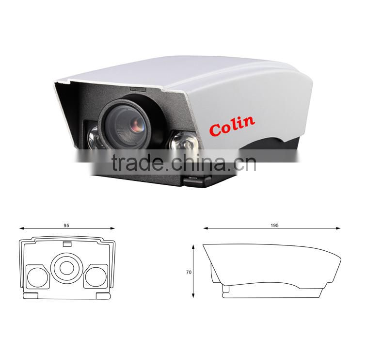 Colin HD CCD hi focus cctv ir camera 1/3 sony ccd 800tvl ir cctv camera
