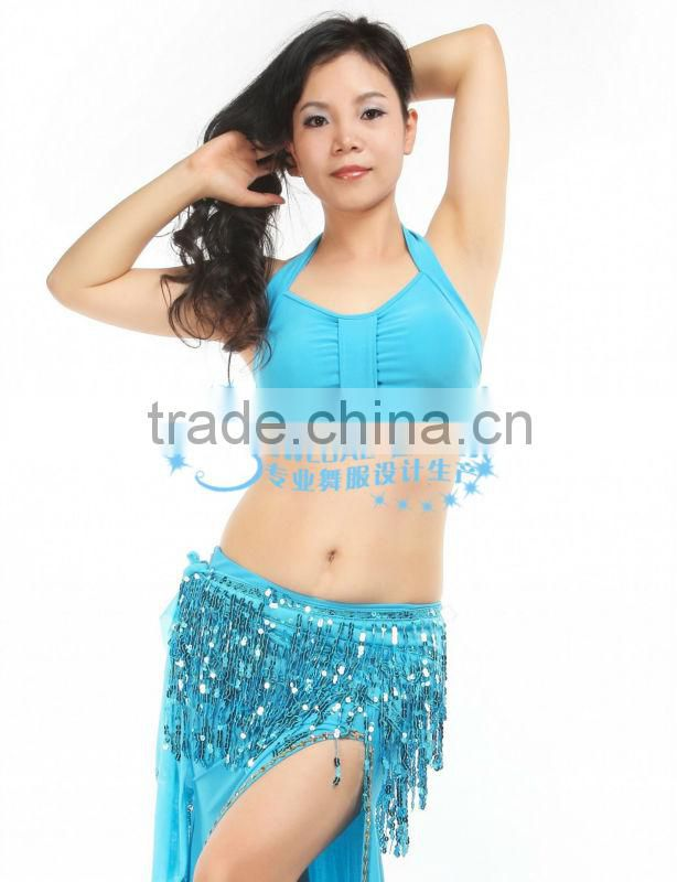 SWEGAL red belly dance tops 2colors SGBDB13009