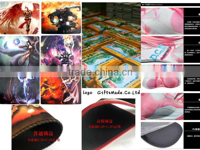 washable mouse pad wholesale factory