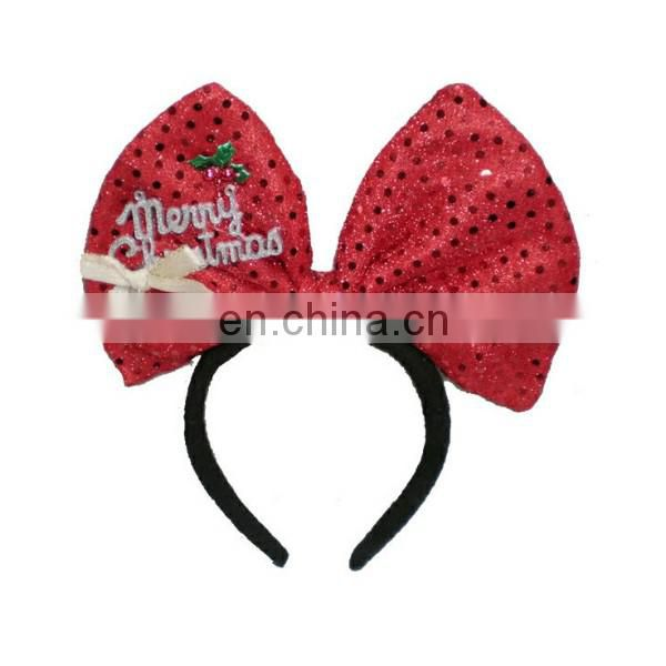 Diva Christmas Mini Top Hat Fascinator Party Headband top hat mini hat headband