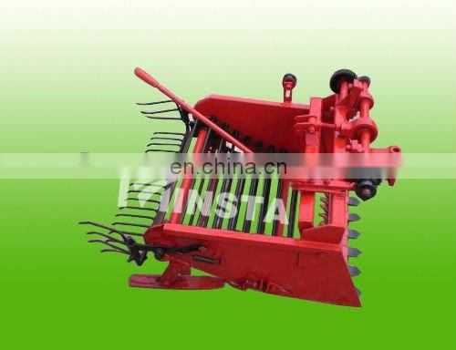 New style sweet potato harvesting machine