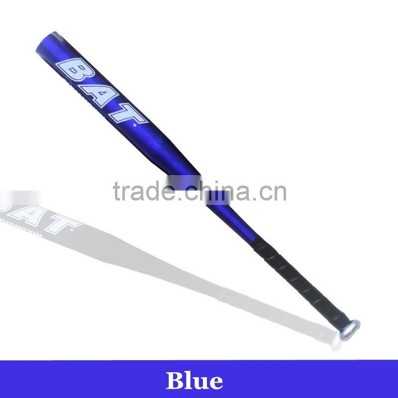 Cheap 30'' 76cm Aluminum alloy Baseball Bat Racket 17oz Blue Softball Outdoor Sports
