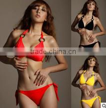 Sexy Froral Women Bandage Bikini Set Push-up Beach Swimsuit Swimwear Plus Size