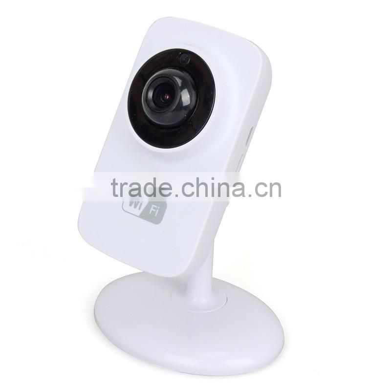 Wire-free SD Card HD WiFi Smart Home Camera mini ip wifi camera