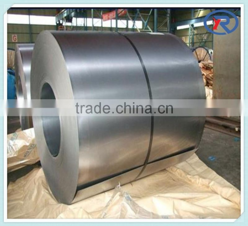 Cold Rolled galvanized Steel coil Q195/ Gi Steel Strip