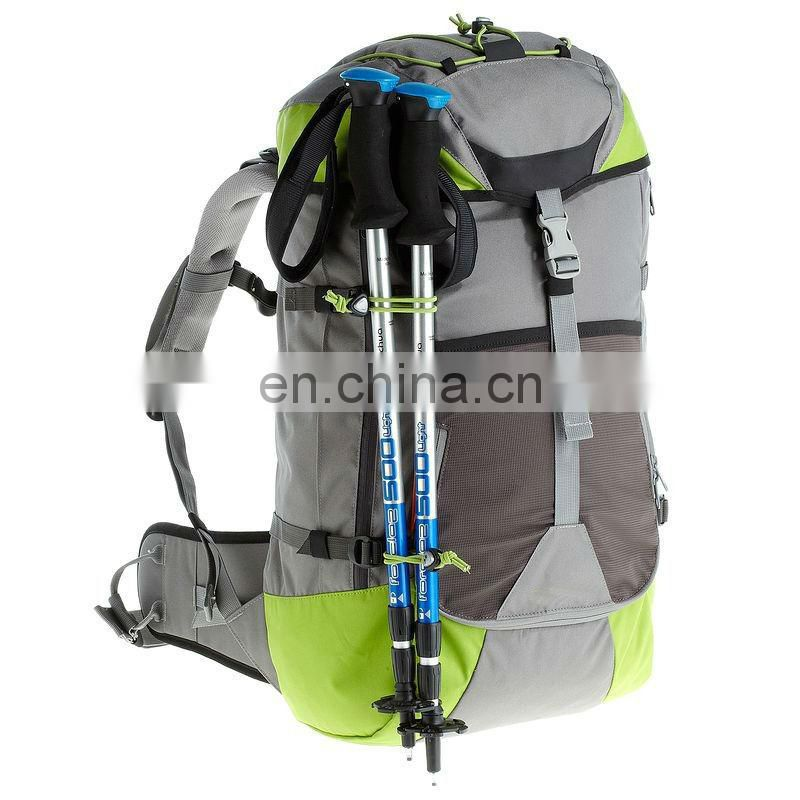 Mountain backpack for hiking and camping from china factory