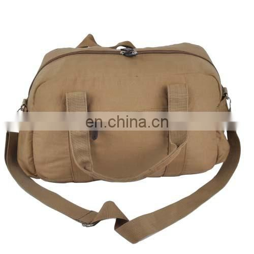 Vintage canvas beach bag with low price in Guangzhou
