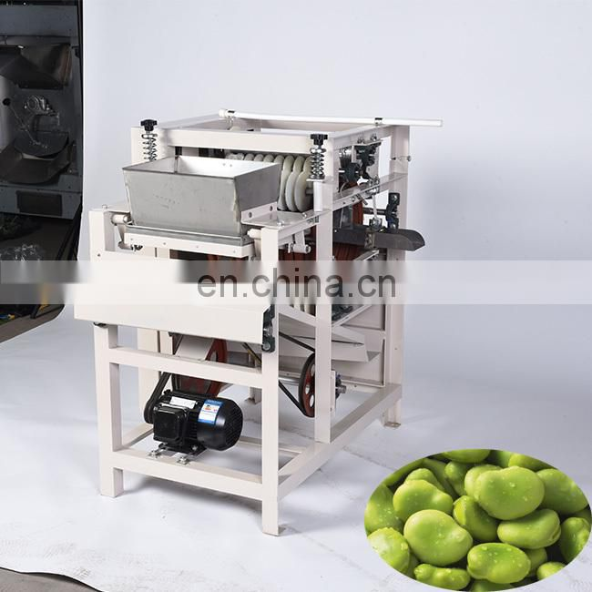 200 Kg/h soybean peeling machine / almond peeler / broad bean peeler machine