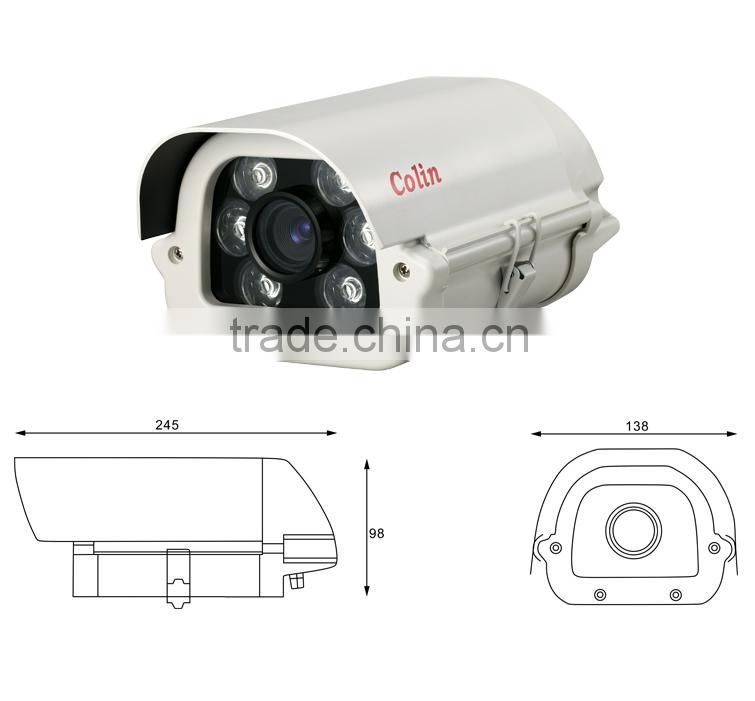 Colin 800tvl cctv security system low cost ir motion sensor cctv camera