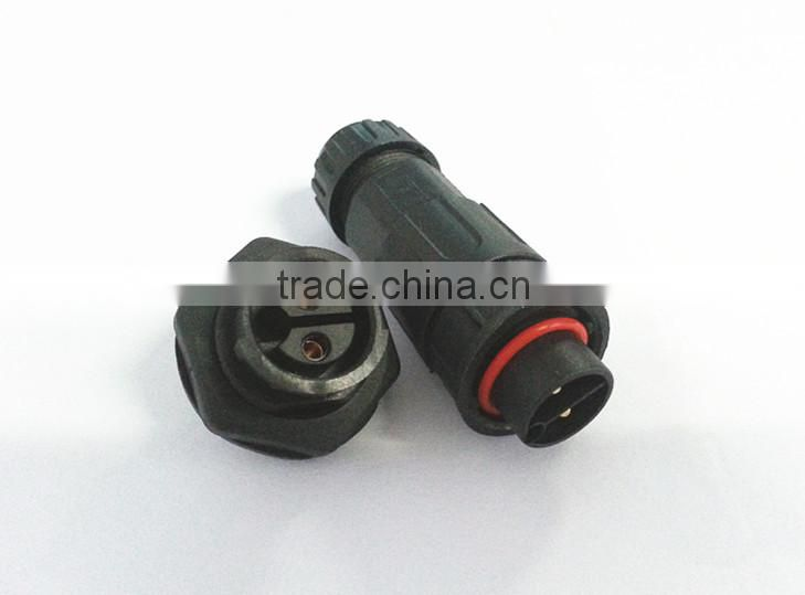 IP68 Wire to Board Quick Connect Waterproof Connector 2 Pin ...