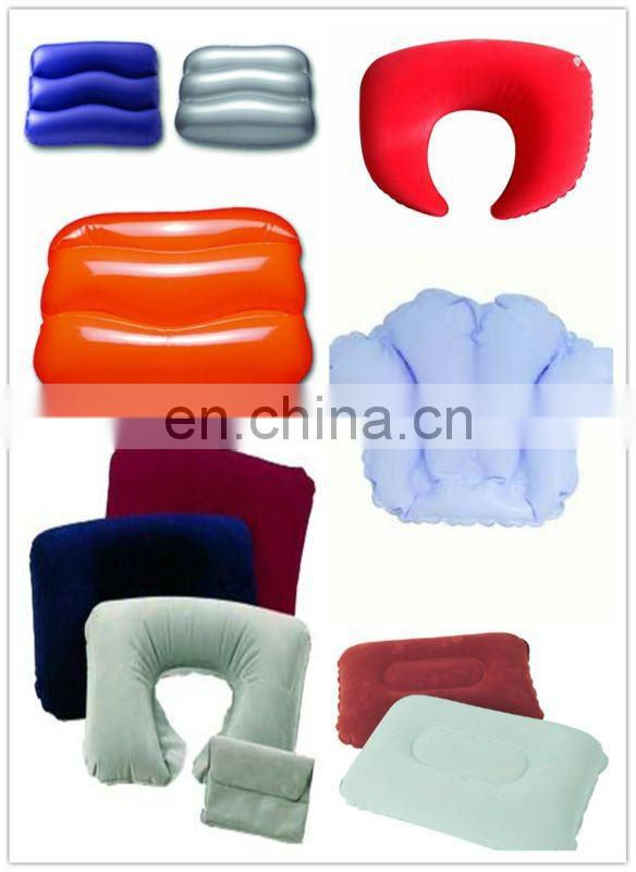 inflatable u shape travelling pillow