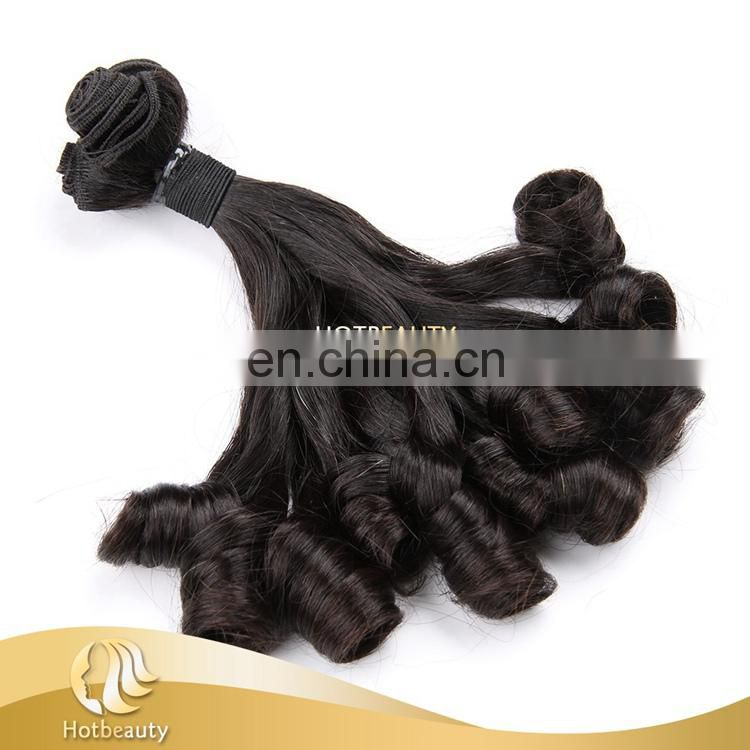 Wholesale Aunty Funmi Hair Unprocessed Spiral Curl Hair