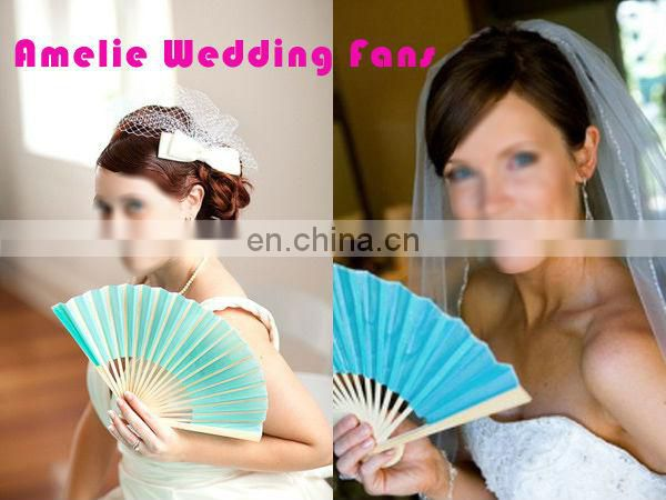 Customized Japanese Folding Hand Fan with Logos