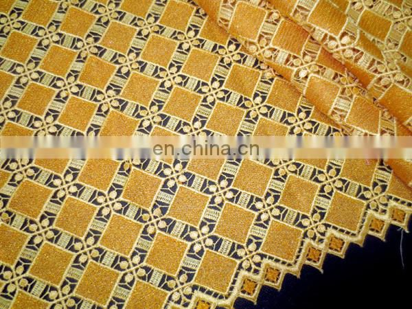 Wholesale guipure lace for weddingAfrican lady dress lace fabricChemical lace