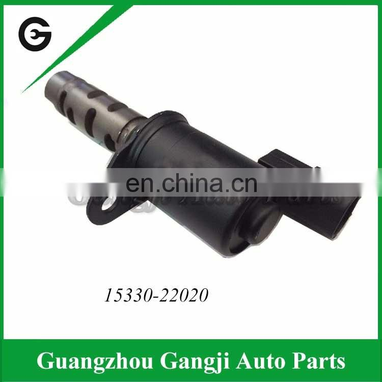 High Quality VVT Oil Control Valve Engine Variable Timing Solenoid 15330-22020