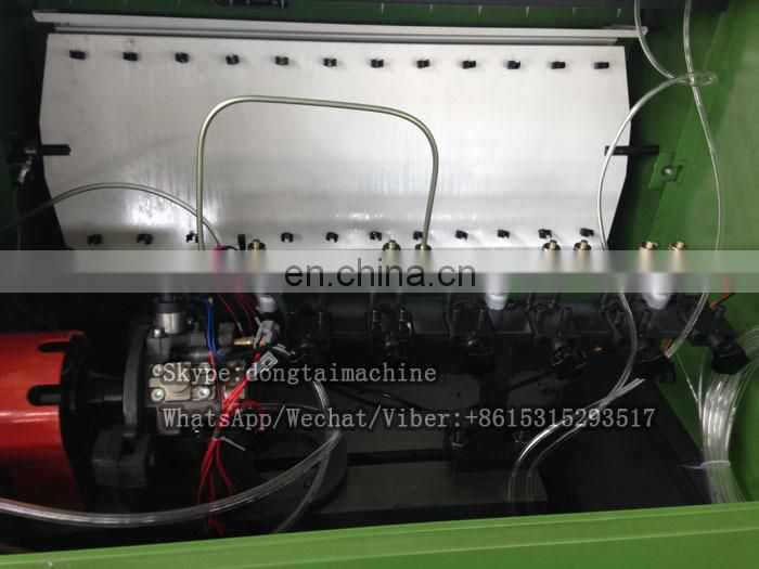 common rail fuel injection pump test bench, fuel injector test bench CR3000