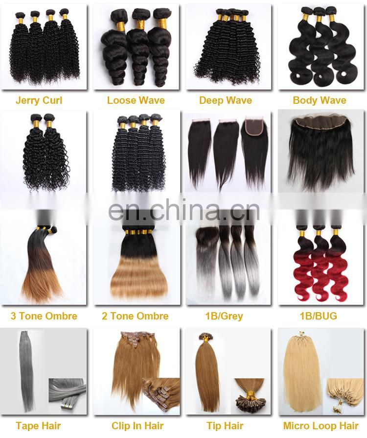Alley Express Popular Items Unprocessed Malaysian Hair Weaves Virgin Hair Bundles