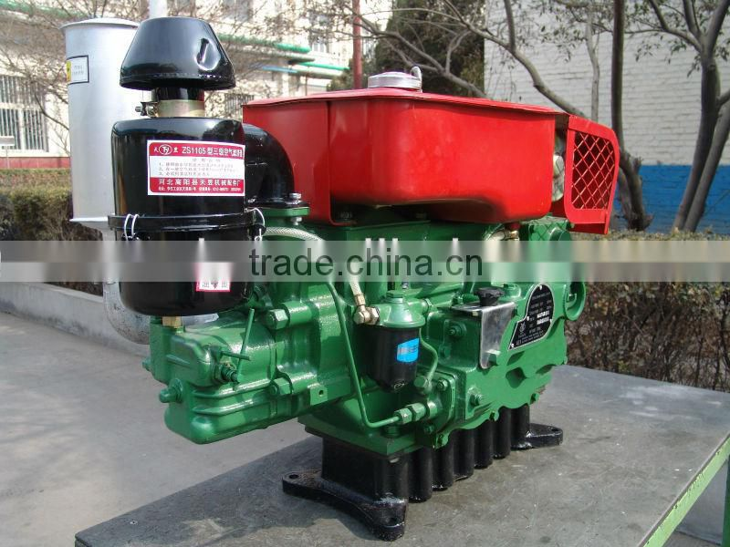 LD Series Single Cylinder Agriculture Diesel Engine Agriculture Single Cylinder Diesel Engine LD1110 LD1115