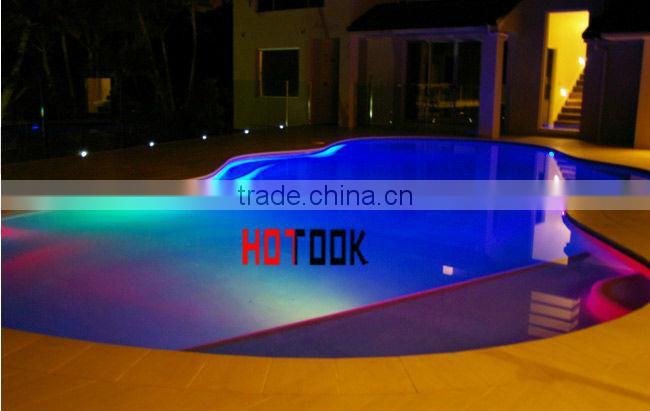 24W Swimming Pool LED Light IP68 with Remote Controller