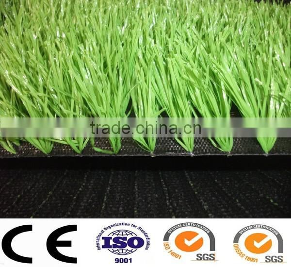 popular good quality artificial grass wall for football ,turf grass synthetic ,soccer grass