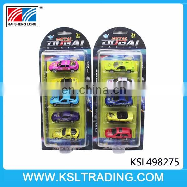 Nice design free wheel diecast car model toy two style mixs