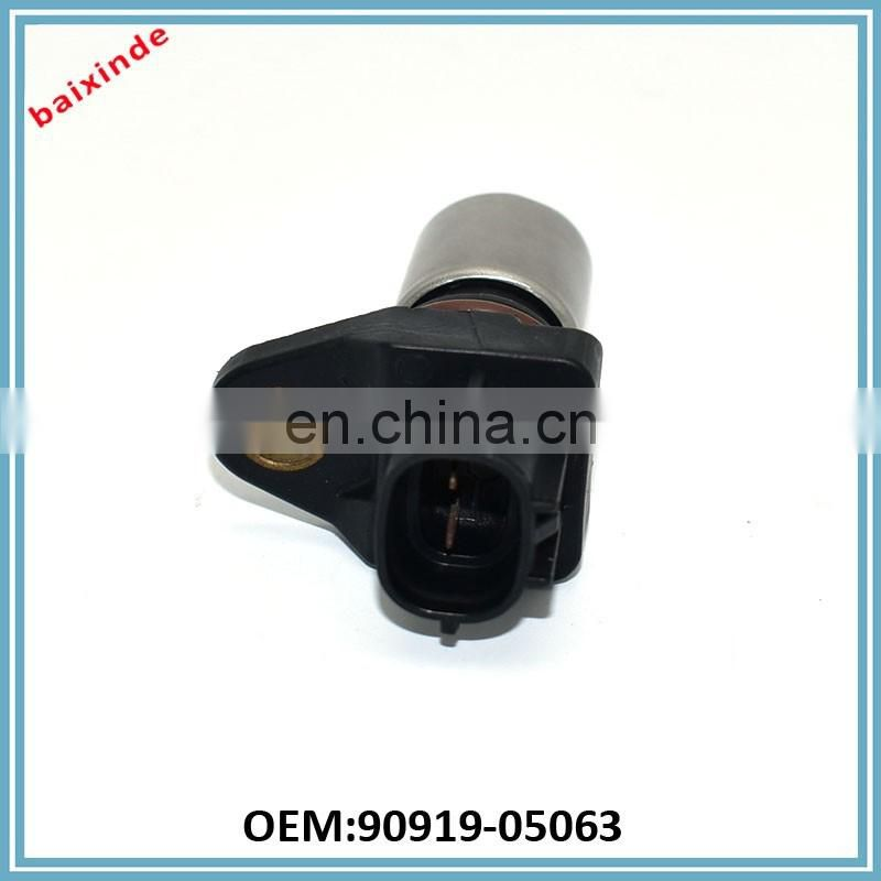 Best Quality With OEM 90919-05063 029600-1391 Camshaft Sensor for Corolla Cars