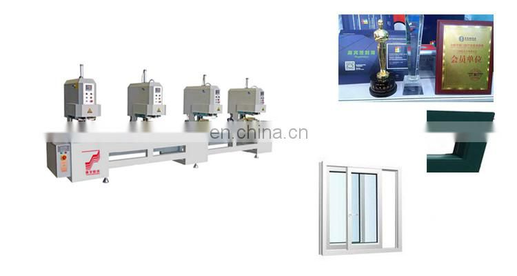 1 2 3 4 _ head seamless welding machine aluminum cutting cut saws curtainwall frame window with Bestar Price