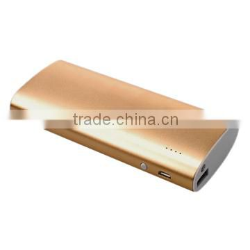 Strip Aluminum Power Bank 13000mAh