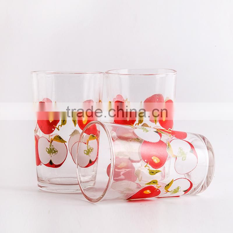 Hot selling Eco-Friendly Material 1.0L clear glass water pitcher