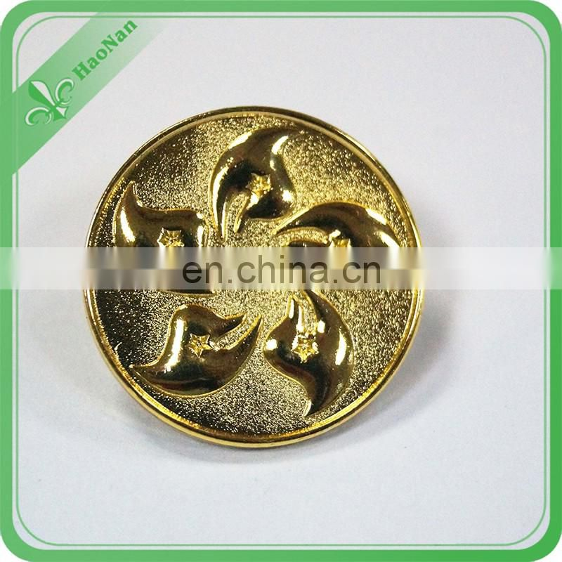 Wholesale wonderful cheerful metal trophy for souvenir items