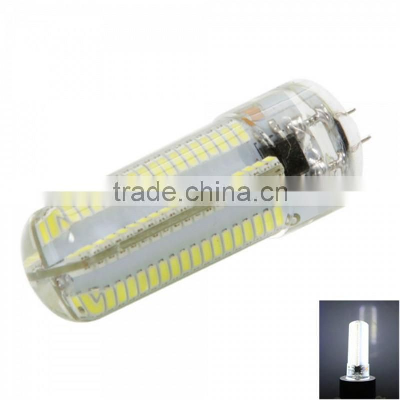 Dimmable white Tower G4 Base 8W 152SMD 3014 Bi Pin LED Halogen Replacement Bulb , Desk Lamps, Pendant Lights,