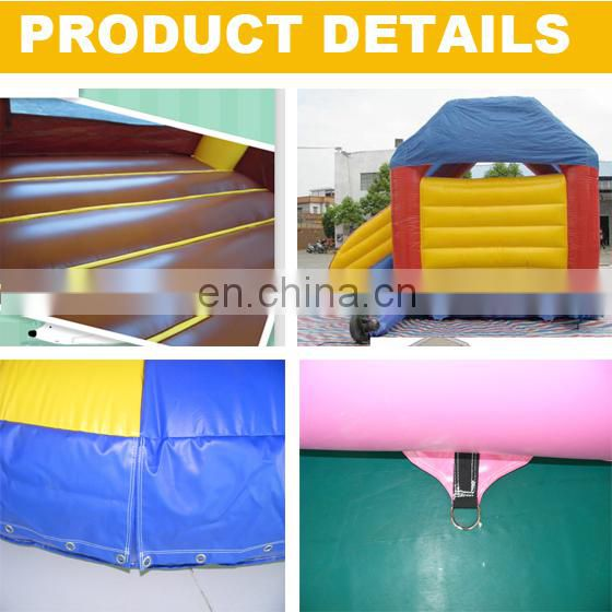 Inflatable bouncer for kids jumping with CE