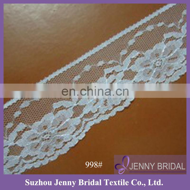 998# wholesale lace ribbon for wedding invitations