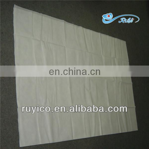 disposable bed sheets for hospital in roll