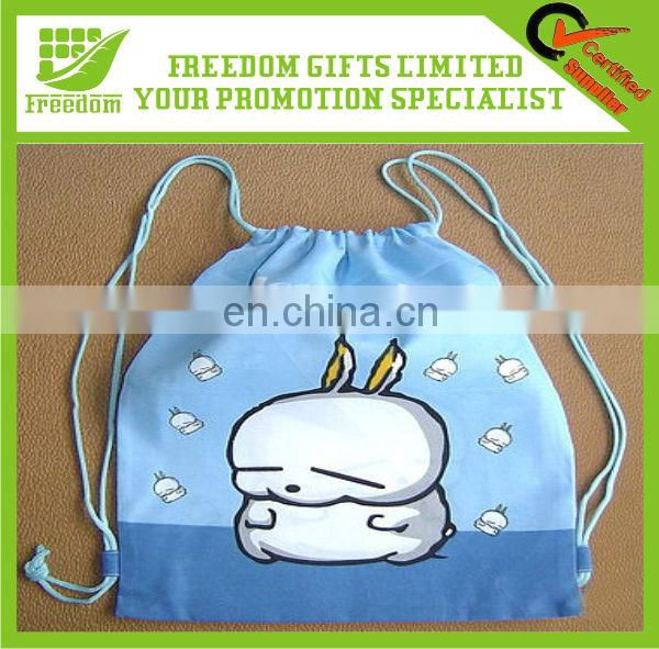 Promotional Custom Drawstring Bag