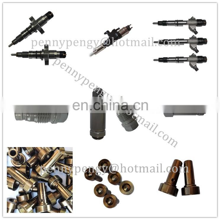 Truck common rail nozzle valve f00vc01364 repair kit