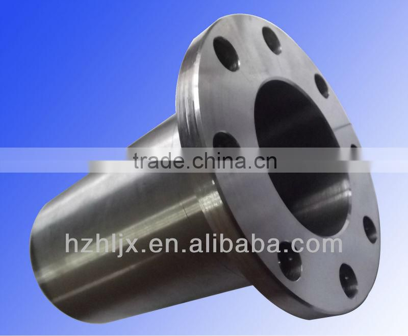 OEM hight demand products CNC machinery milling process steel fabrication metal parts valve guide disc guide