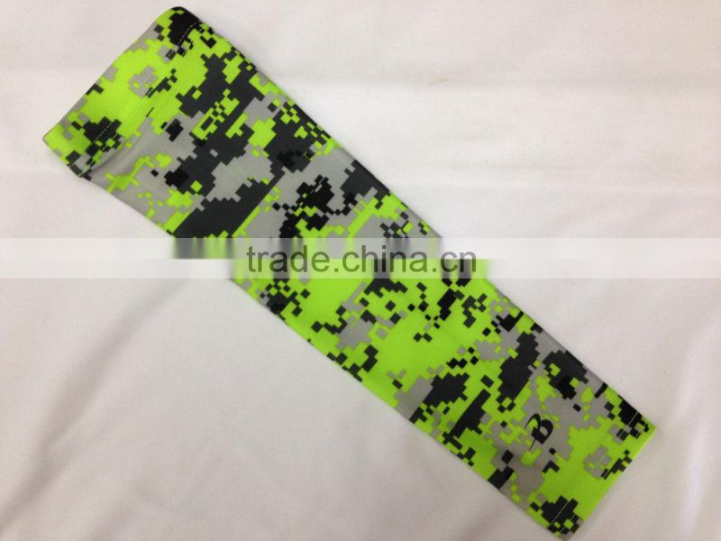 New 1Pair Arm Sleeves Cooling UV Sun Protect Golf Cycling Basketball military
