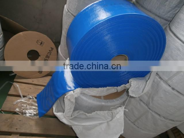 agriculture equipment pvc lay flat drip irrigation hose