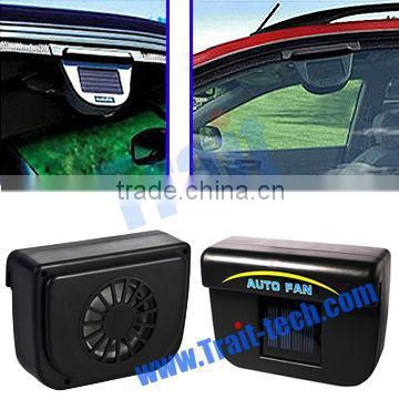 Auto Car Fan Solar Powered Exhaust Car Air Ventilation System,auto cool solar power fan